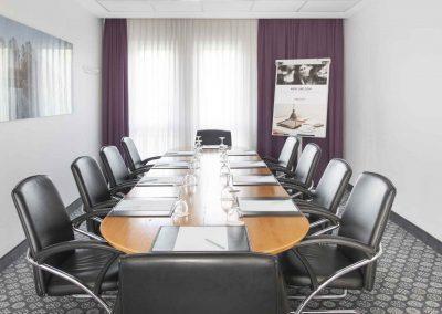 Mercure Hotel Kamen Unna Boardroom mit Flipchart