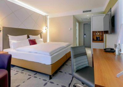 Mercure Hotel Kamen Unna Privilege Zimmer Totalansicht