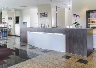 Mercure Hotel Kamen Unna Rezeption