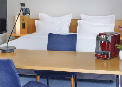 Mercure Hotel Kamen Unna Standard Zimmer Schreibtisch