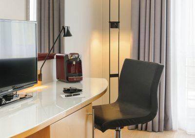Mercure Hotel Kamen Unna Superior Zimmer Schreibtisch